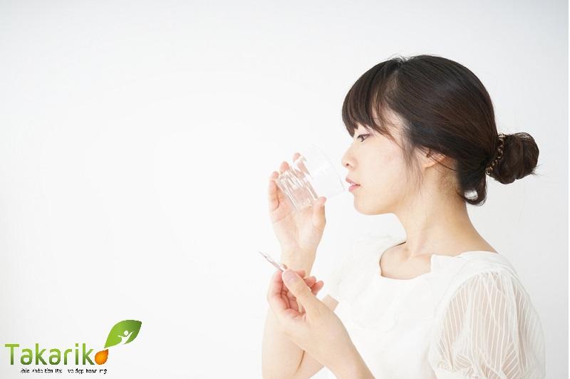 thuốc giảm khô hạn sau sinh
